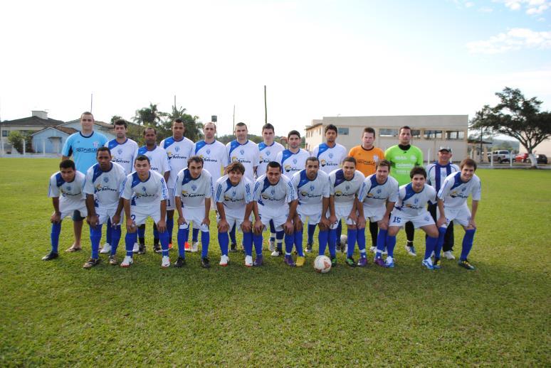 Equipe Jardim Florença/vice-líder