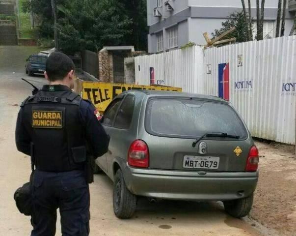 Foto: Divulgação/Guarda Municipal