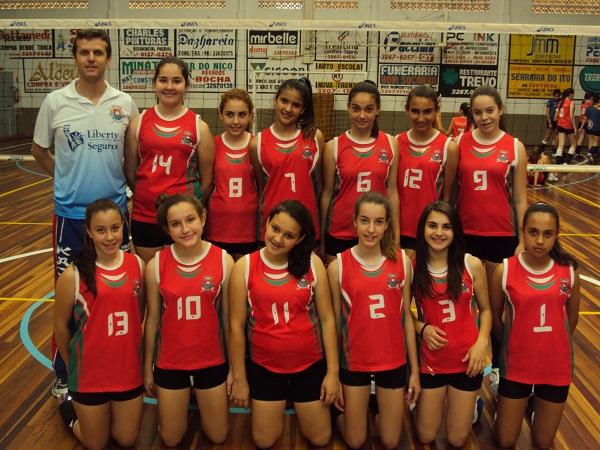 Equipe Mirim Forquilhinha Estadual 2013