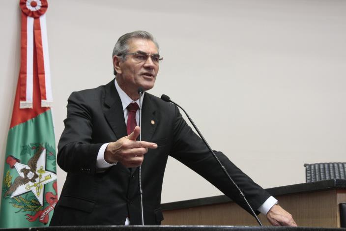 Deputado Sílvio Dreveck (Foto: Divulgação)