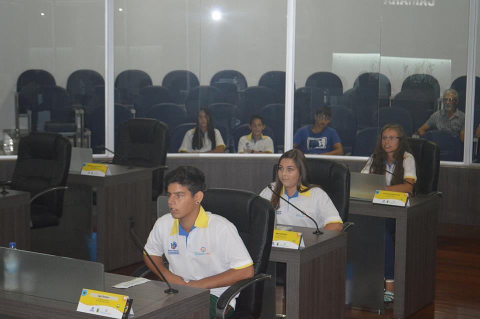 Foto: João Carlos Silva / Comunicação Câmara de Vereadores de Araranguá