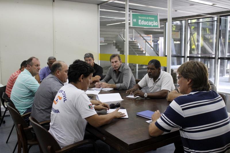 Fotos: Susane Meireles / Diretoria Executiva de Comunicação de Criciúma
