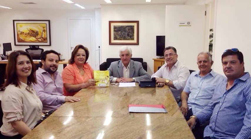 Colaboração: Comunicação Prefeitura de Laguna