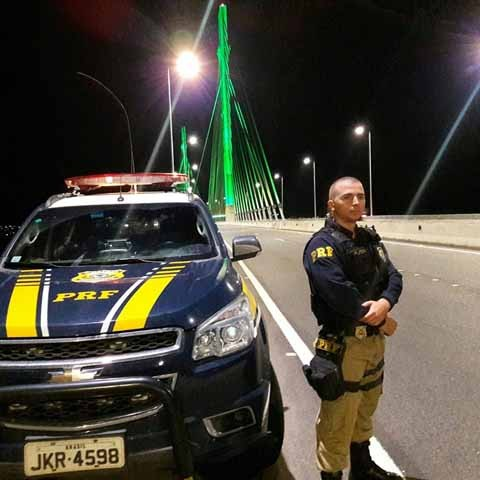 Foto: Polícia Rodoviária Federal/SC / Divulgação