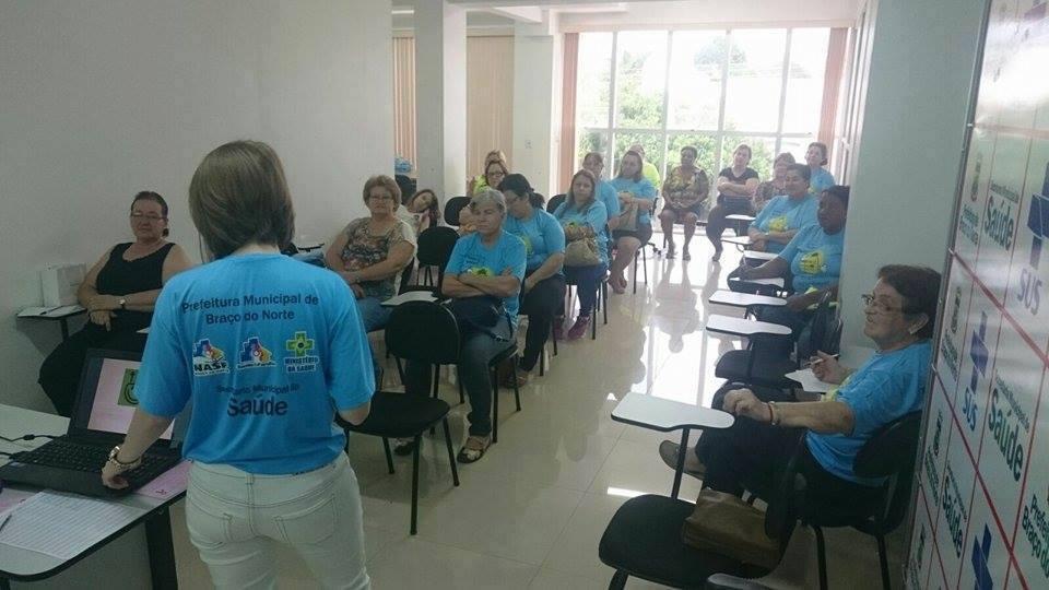 Foto: Georgia Accordi / Comunicação Prefeitura de Braço do Norte