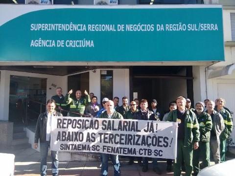 Foto: Sintaema/Divulgação/Notisul