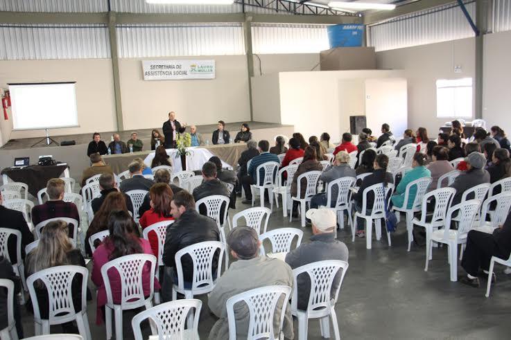 Fotos: Assessoria de Imprensa da Prefeitura de Lauro Müller