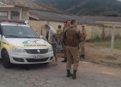 Foto: Polícia Militar de Gravatal / Divulgação