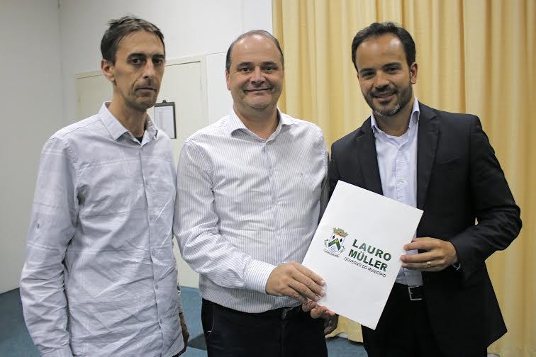 Foto: Divulgação / Comunicação Governo do Município de Lauro Müller