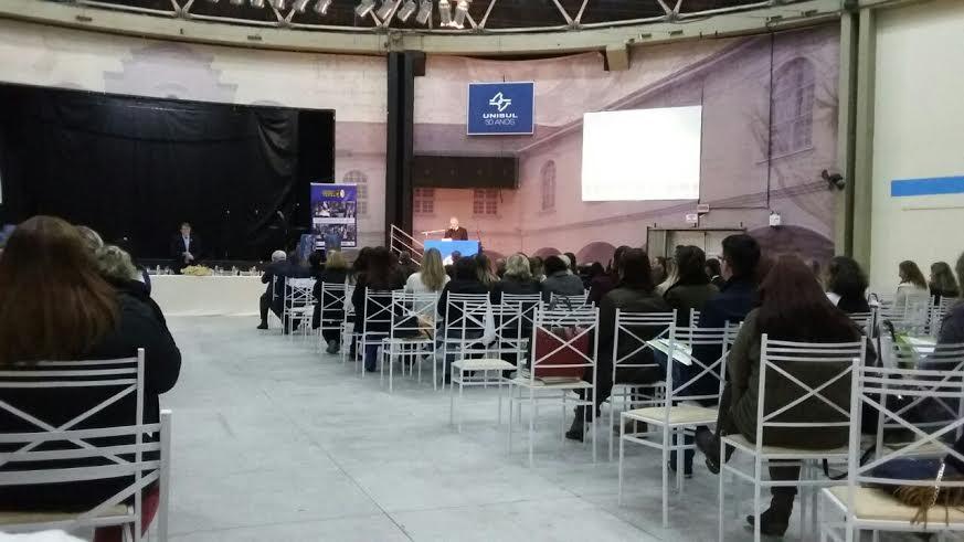 Foto: Cilene Macedo - Gestão de Comunicação da Unisul