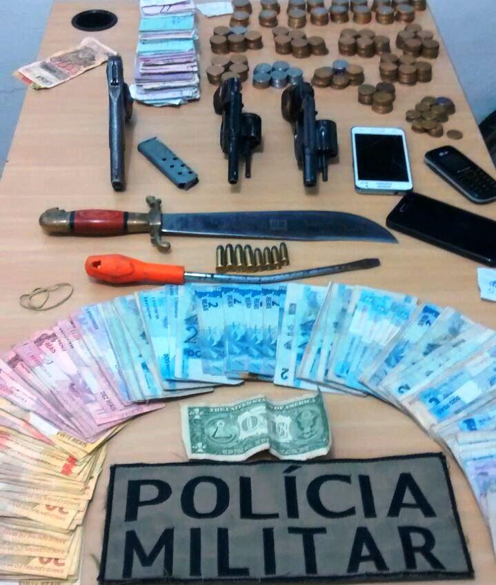 Foto: Divulgação / Polícia Militar