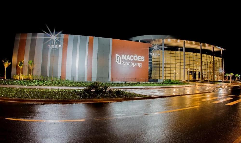 Foto: Divulgação / Comunicação Nações Shopping
