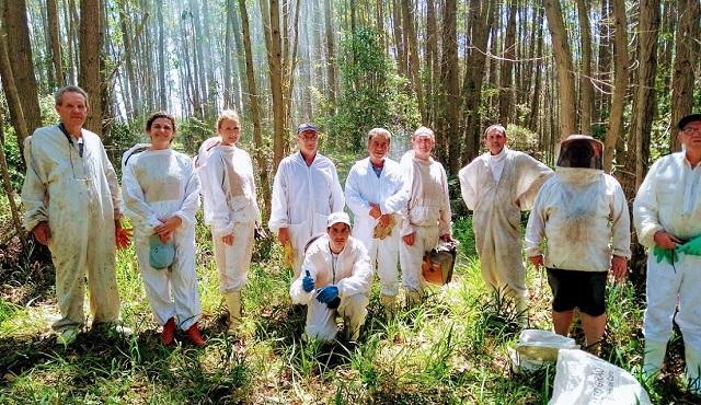 Agricultores e lideranças rurais de Santa Catarina visitam experiências agropecuárias em Orleans