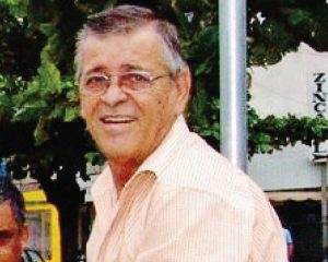 Ângelo Antônio Zabot, o Com, ex-vice-prefeito de Tubarão