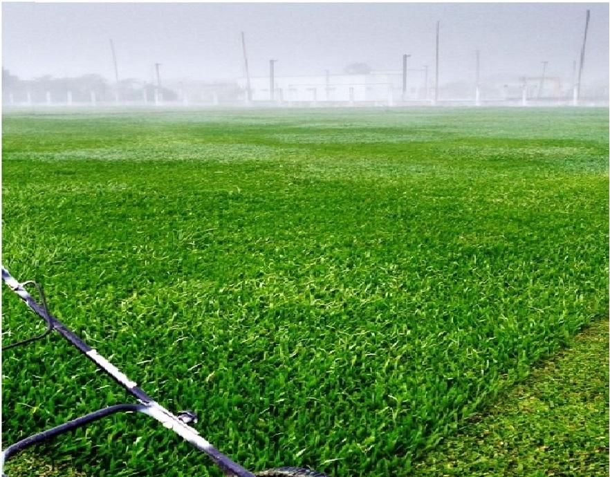 Campo de futebol em Oratório