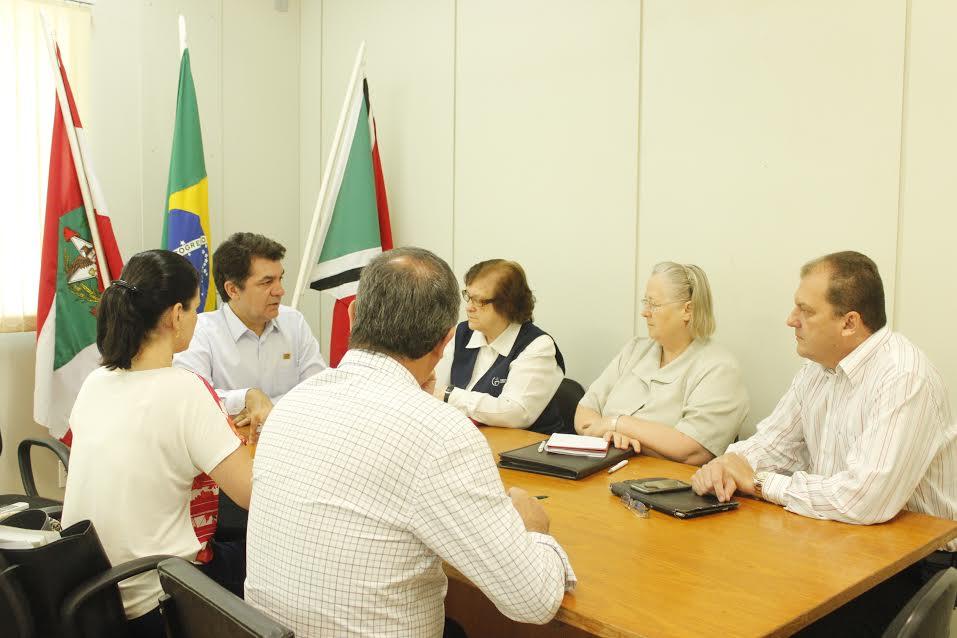 Foto: Émerson Justo / Comunicação Prefeitura de Criciúma