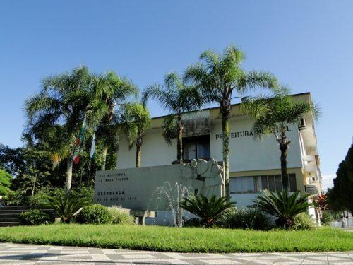 Prefeitura de Urussanga paço municipal