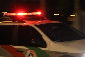 PM prende dupla por efetuar disparos na orla do Rincão