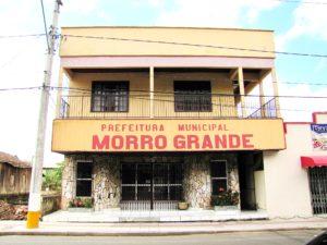 Atual sede da Prefeitura de Morro Grande