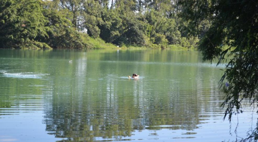 Bombeiros buscam por adolescente desaparecido no Rio Araranguá2