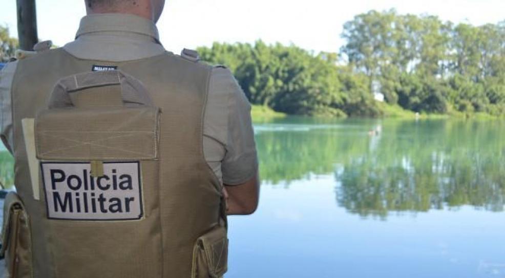 Bombeiros buscam por adolescente desaparecido no Rio Araranguá4