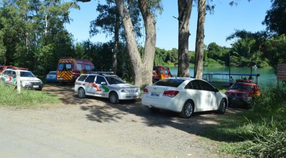 Bombeiros buscam por adolescente desaparecido no Rio Araranguá6