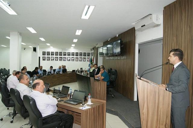 Câmara de Vereadores de Içara cria comissão temporária para SC-445