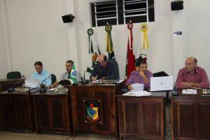 Câmara recebe PL do Executivo para aquisição de ambulância para Samu de Lauro Müller