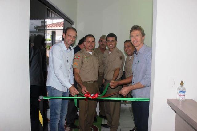 Central de Videomonitoramento é inaugurada em São Ludgero3