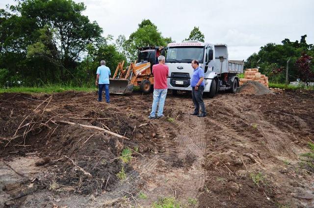 Centro Regional da Defesa Civil inicia obras