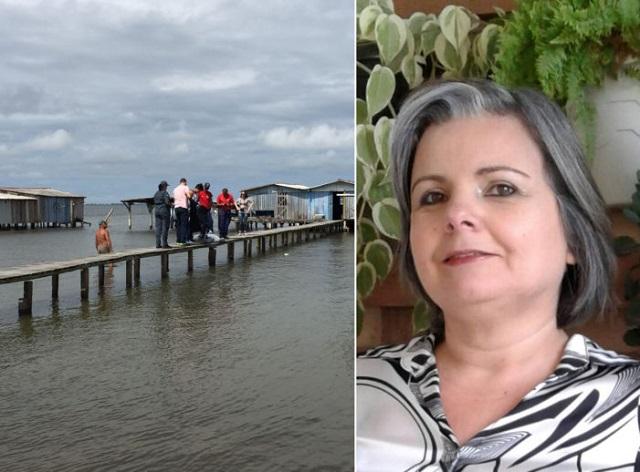 Corpo de mulher encontrado na Lagoa de Cabeçuda, em Laguna, é identificado