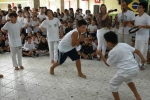 Cultura local é apresentada a intercambistas na Escola Visconde de Taunay, em Lauro Müller12
