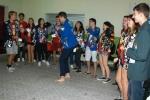 Cultura local é apresentada a intercambistas na Escola Visconde de Taunay, em Lauro Müller17