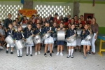 Cultura local é apresentada a intercambistas na Escola Visconde de Taunay, em Lauro Müller5
