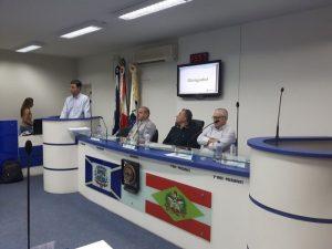 Edis pedem anulação da eleição da mesa diretora em Tubarão