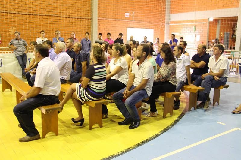 Entregue ordem de serviço para pavimentação na comunidade de Rio Capivaras Alto3