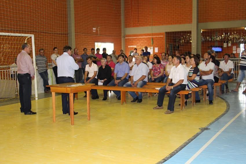 Entregue ordem de serviço para pavimentação na comunidade de Rio Capivaras Alto5