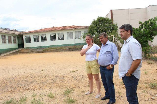Escola Hilário Pescador de Lauro Müller irá receber duas novas salas de aula