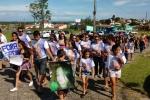 Família faz manifestação e pede justiça em frente ao HRA5