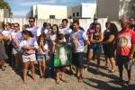 Família faz manifestação e pede justiça em frente ao HRA6