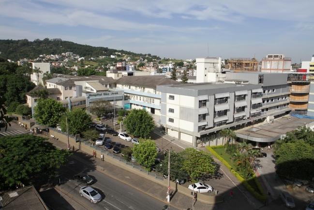 Foto Daniel Burigo Arquivo Hospital São José