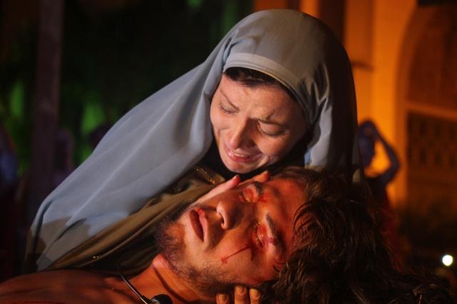 Grupo Arte & Resgate promete emocionar público com encenação da Paixão de Cristo em Lauro Müller