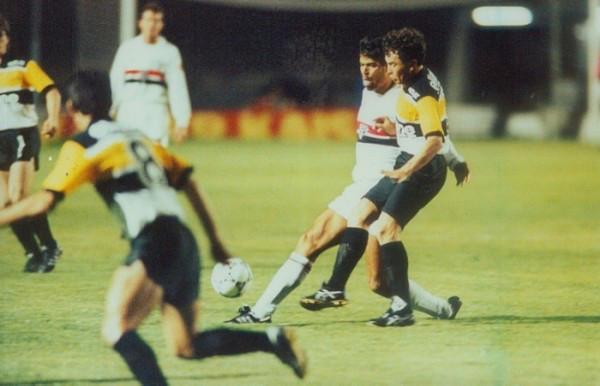 Há 25 anos, o Criciúma era Santa Catarina na Libertadores