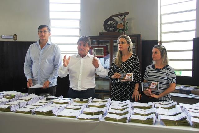 Cota única do IPTU de Orleans tem 30% de desconto e vence no dia 10 de abril