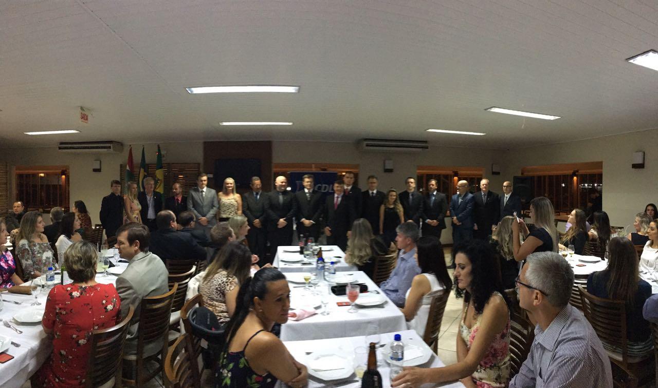 Nova diretoria assume comando da CDL de Braço do Norte por dois anos3