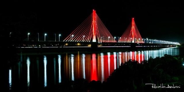 Ponte Anita Garibaldi Laguna