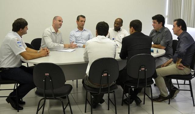 Prefeitura de Criciúma define convênio com a Associação Beneficente Nossa Casa