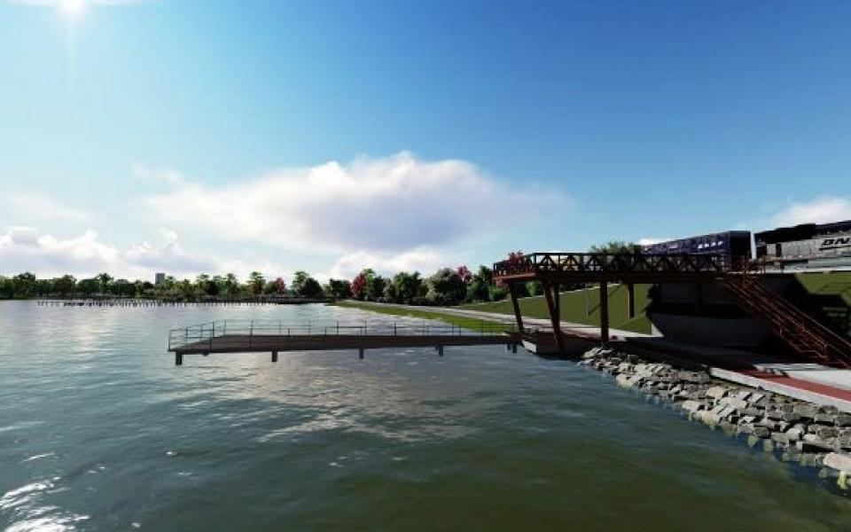 Projeto prevê revitalização de lagoa, em Imbituba 2