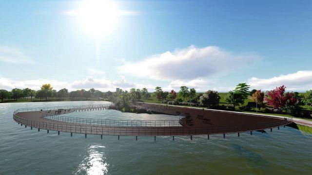 Projeto prevê revitalização de lagoa, em Imbituba
