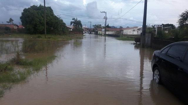 Situação de emergência é decretada em Imbituba